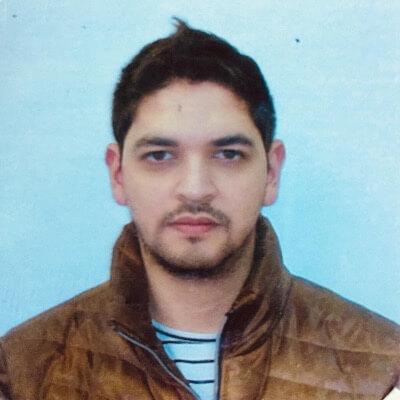 Andres Alberto Sosa <br> Livello I <br> Tel: 351 180 3868 <br> andresofa1520@gmail.com <br> Fermo (FM)
